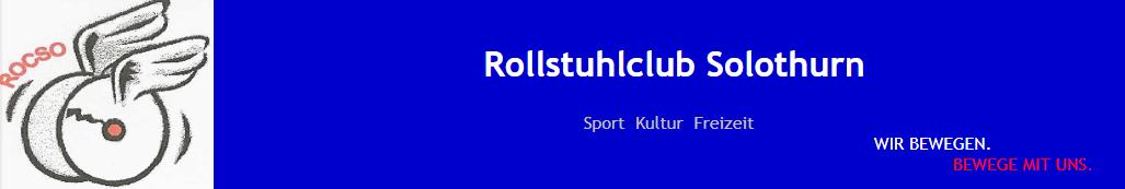 Rollstuhlclub Solothurn